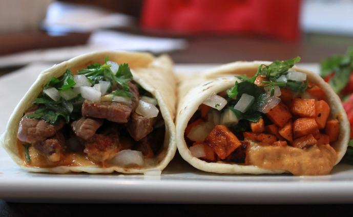 Carne Asada Taco | Yam Taco