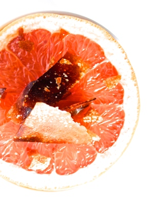 Fancy Pants Grapefruit