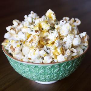 Rosemary Popcorn