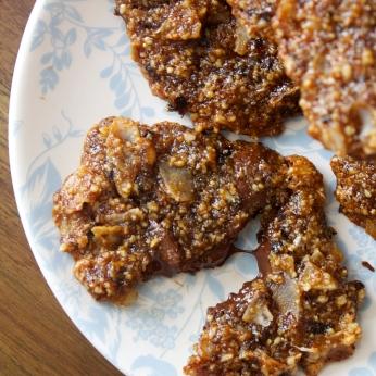 Grain-Free Chocolate Chip-Coconut Cookies