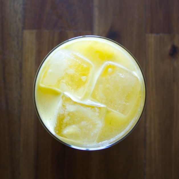 Pineapple-Ginger Juice