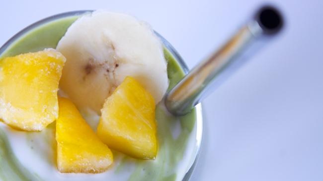 Mango-Coconut Smoothie