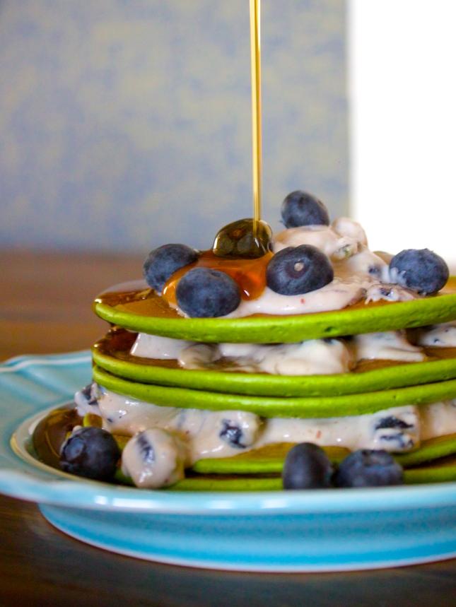 Secret Spinach Grain-Free Pancakes