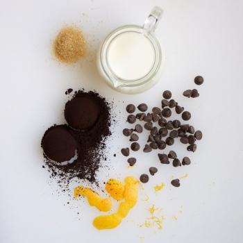 Mocha Valencia Ingredients