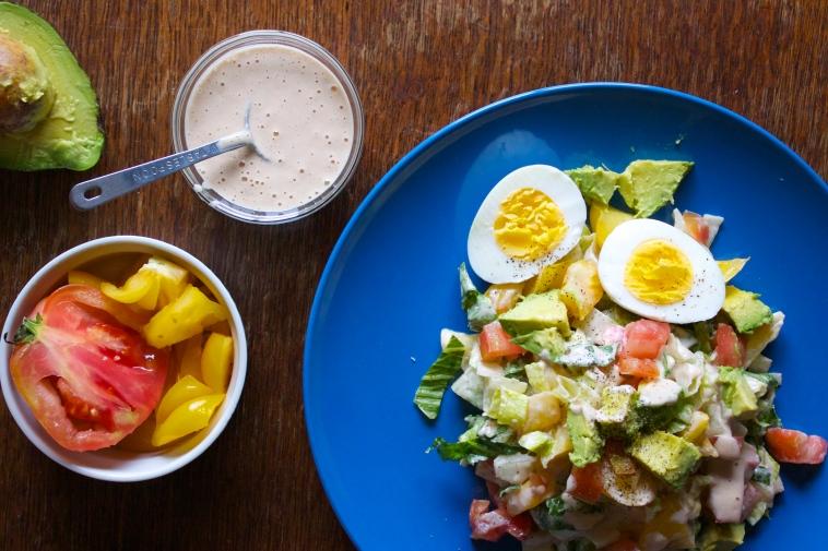 Cobb-ish Salad
